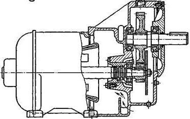 понижающий редуктор для электродвигателя