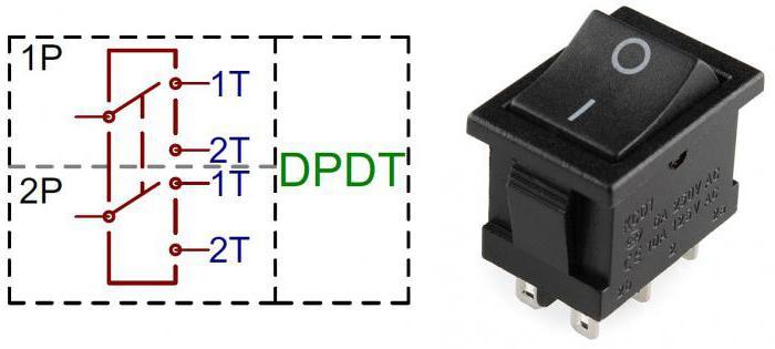 проходные выключатели схема подключения из 2 мест на две лампы