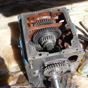 коробка переключения передач мтз 82