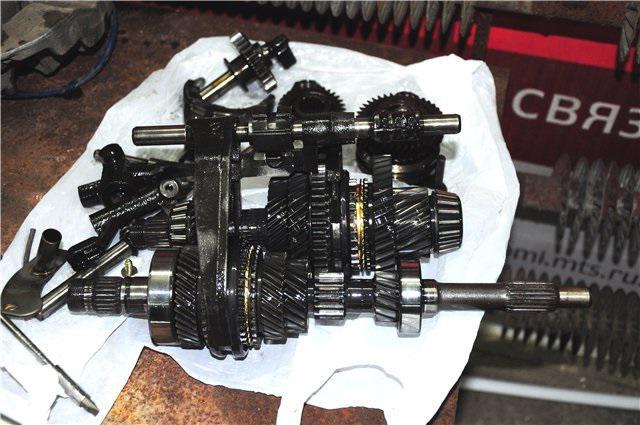 коробка передач мтз 82 ремонт