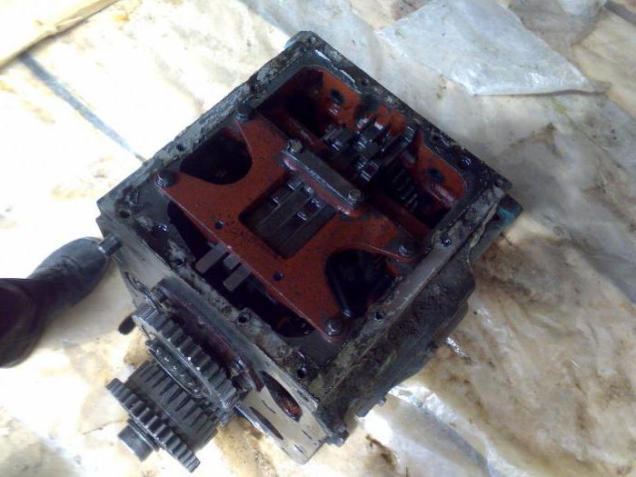 коробка передач мтз 80 82