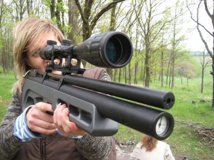 ПСП винтовки