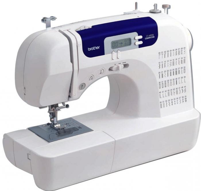Джаноме швейная машинка