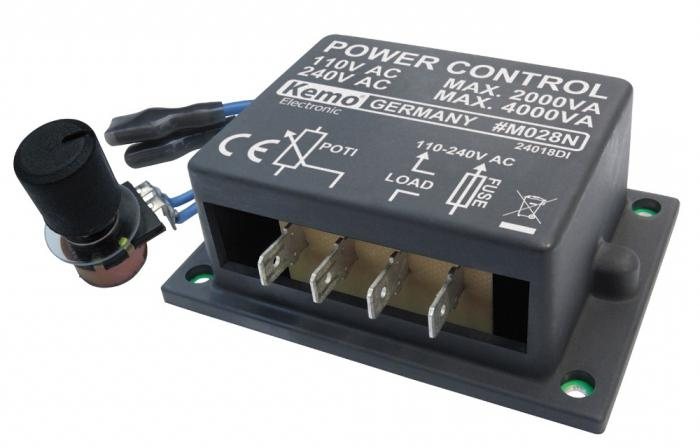 регулятор переменного тока