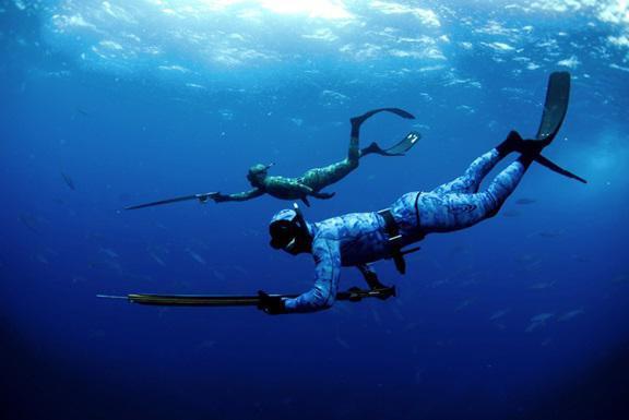 гавайское ружье для подводной охоты своими руками