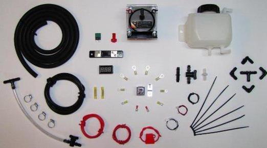 Электролизер для автомобиля своими руками