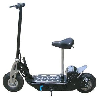 электросамокат на толстых колесах
