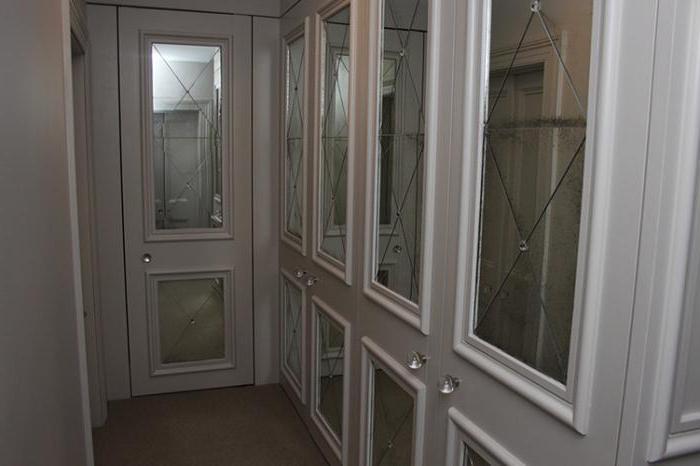 зеркальные панели на самоклеющейся основе фото