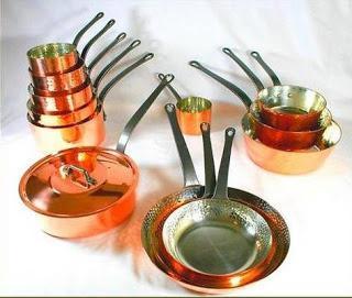 Медная посуда свойства недостатки и как ухаживать