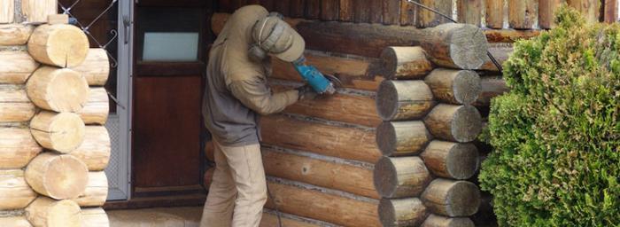 шовный герметик для дерева