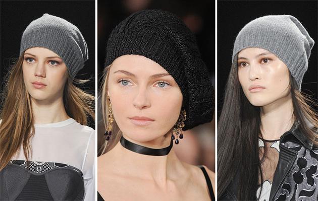 головные уборы крючком для женщин