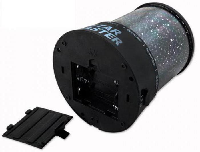 проектор звездное небо инструкция