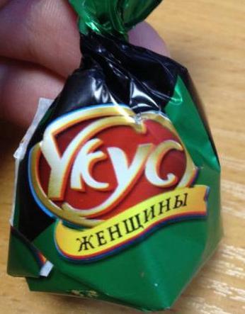 """Конфеты """"Укус женщины"""" фабрики """"Атаг"""": отзывы"""