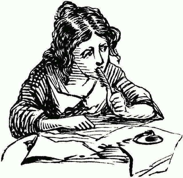 как писать стих