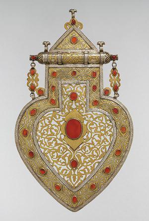 орнаменты в арабском стиле