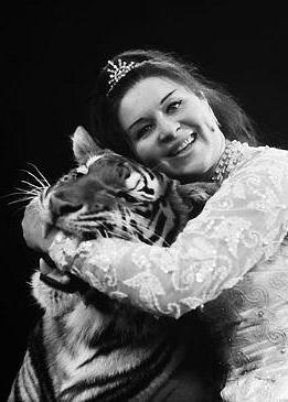 маргарита назарова королева тигров видео