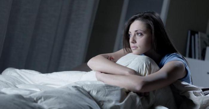 Нарушения сна у пожилых людей