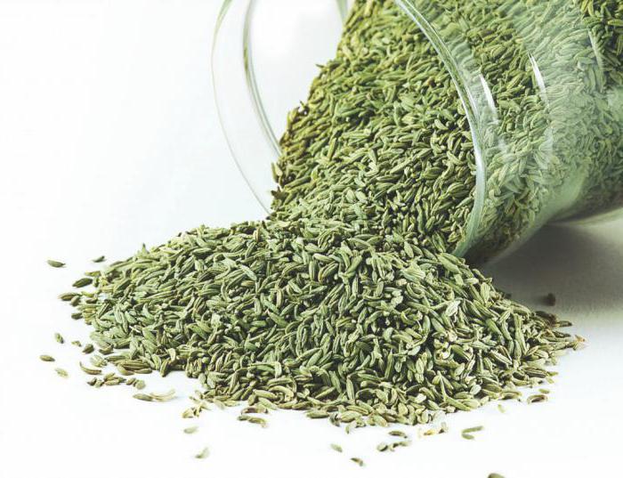 семена фенхеля применение