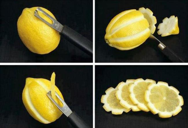 выбор лимона