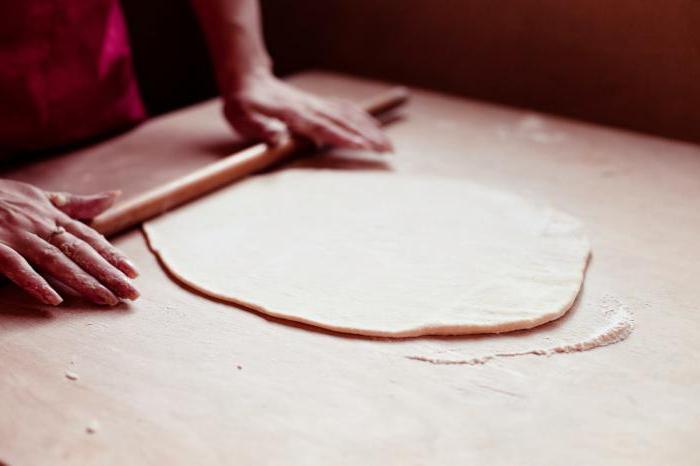 Как приготовить слоеный хинкал