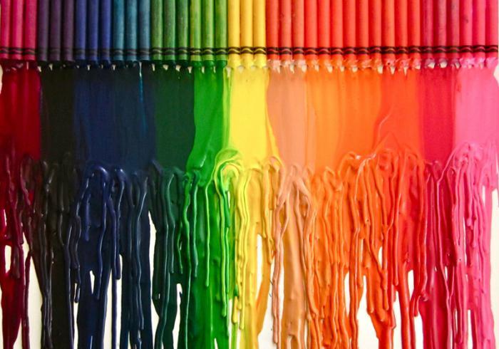 Как сделать пастель для рисования в домашних условиях