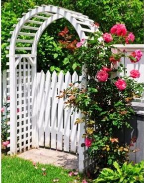 Украсим свой двор своими руками фото