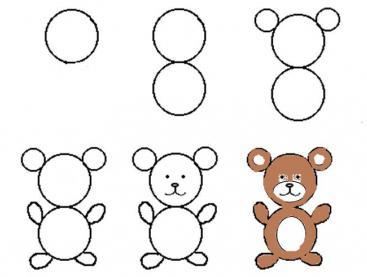 рисование для дошкольников