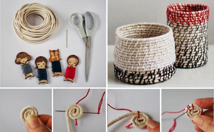 идеи для дома декора и рукоделия своими руками