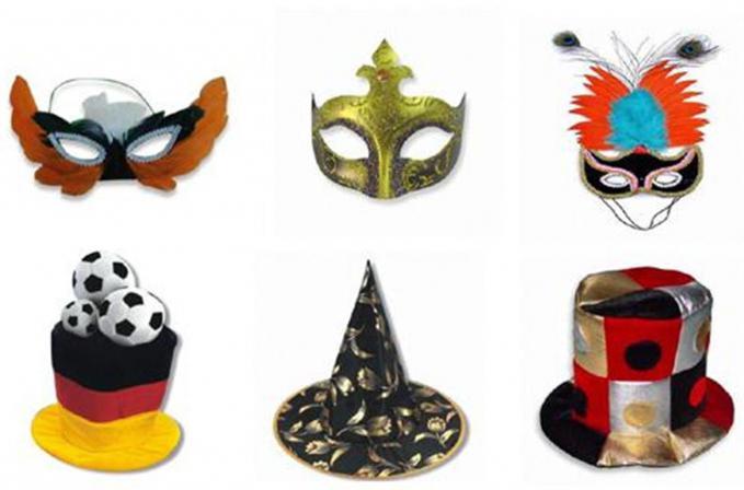 маскарадные идеи маски шляпки костюм своими руками