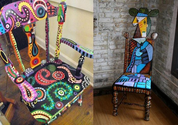 реставрация деревянных стульев своими руками
