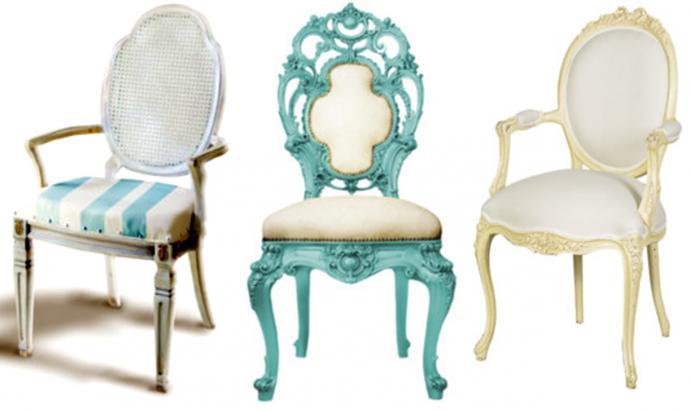 реставрация и декорирование стульев своими руками