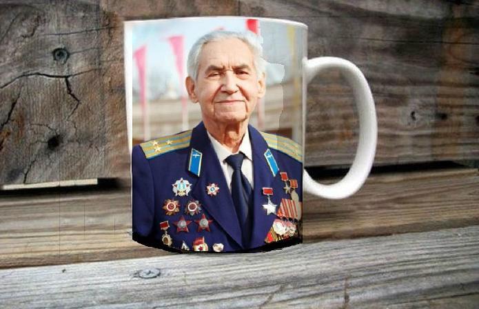 Подарок ветерану своими руками