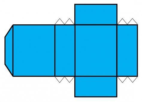 заболевания картинки прямоугольного параллелепипеда из бумаги семи часов