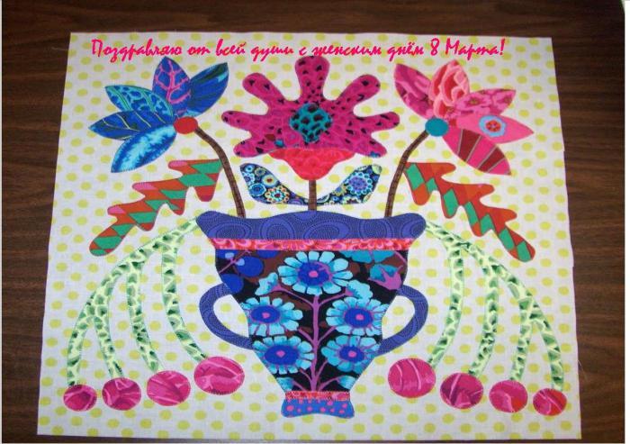 идеи открыток на 8 марта своими руками
