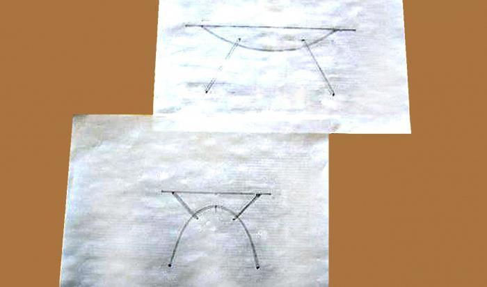 поделки из пластиковых труб своими руками чертежи