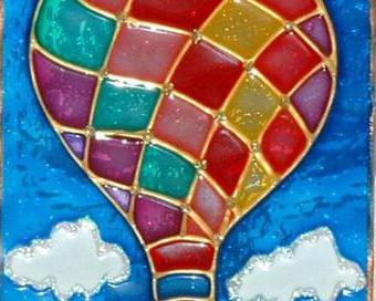 витражные краски для детей