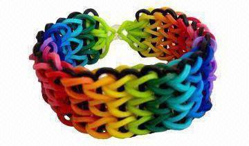 разные виды плетения браслетов из резинок