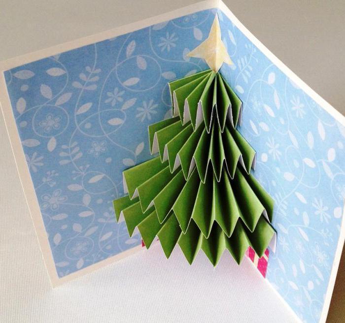 новогодние открытки с детьми своими руками