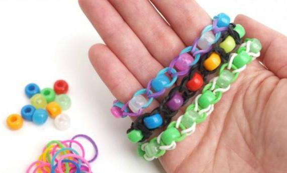 браслеты из резинок своими руками