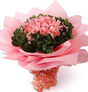 Красивая упаковка своими руками для цветов