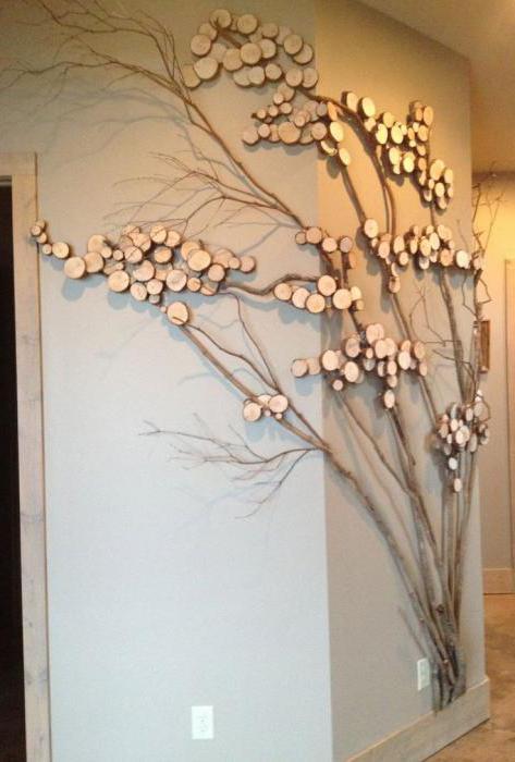 подарок на свадьбу дерево