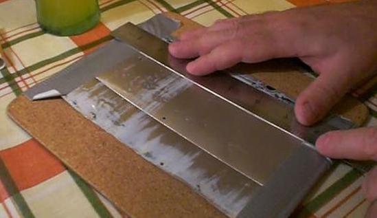 изделия из тонколистового металла