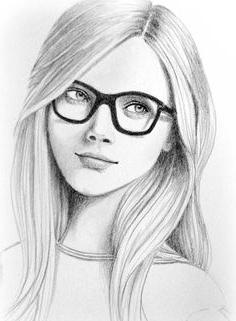 Как рисовать портрет людей карандашом поэтапно