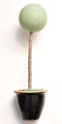 дерево из шишек пошагово