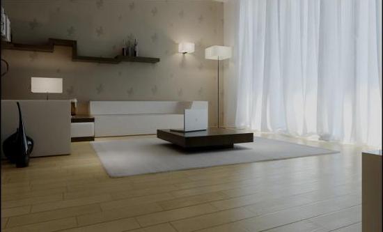 дома минимализм