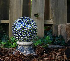 дизайнерские штучки своими руками для сада