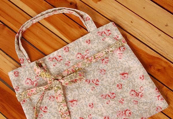как сшить сумку своими руками из ткани