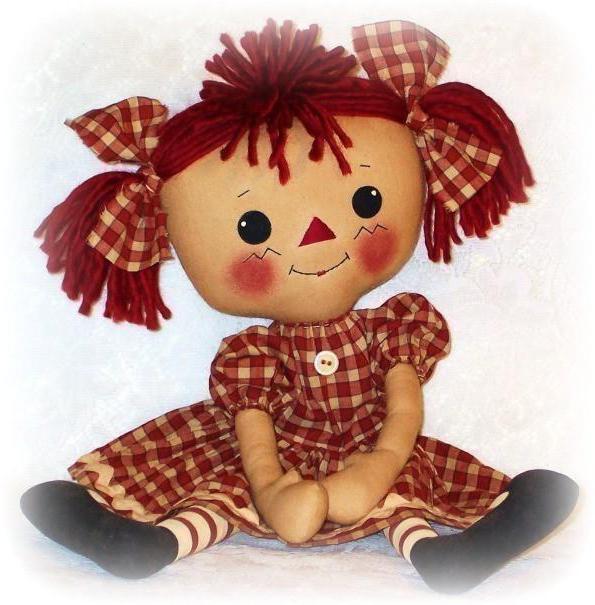 как сделать куклу своими руками в домашних условиях