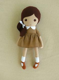 Как сшить куклу своими руками из какой ткани