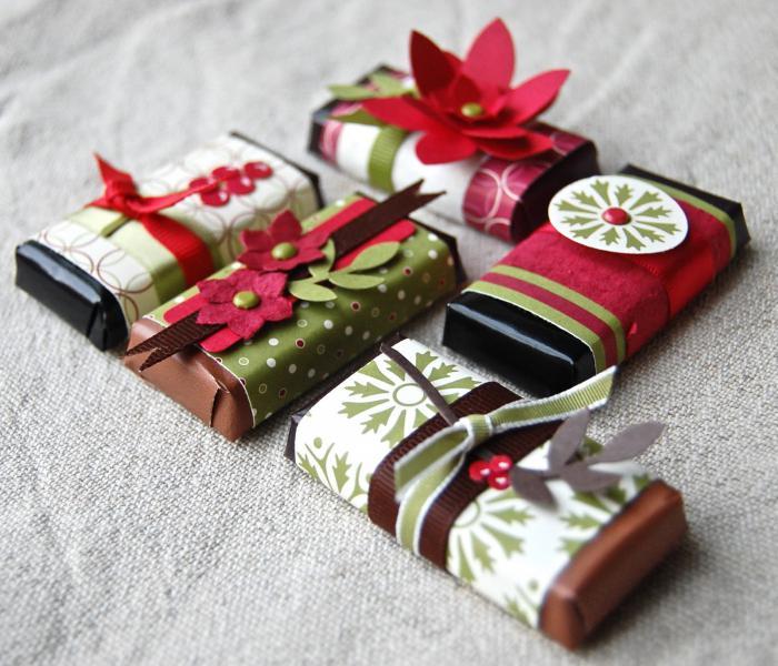 шоколадница мк скрапбукинг